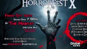 Butchery, debauchery and carnage: HorrorFest X